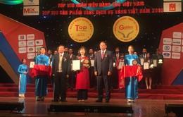 Vinh danh Top 100 sản phẩm hàng đầu Việt Nam