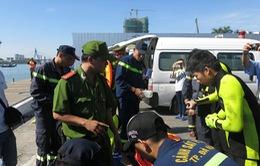 1000 người quần thảo tìm kiếm nạn nhân mất tích