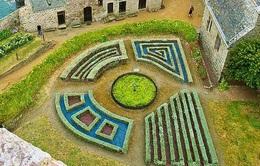 Những khu vườn có không gian độc nhất vô nhị trên thế giới