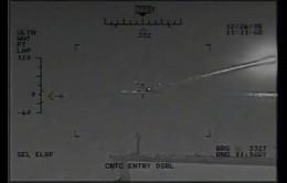 Hải quân Mỹ công bố hình ảnh Iran phóng rocket