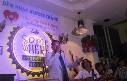 Bác sĩ đi hát để tặng suất ăn cho bệnh nhân nghèo