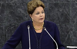 Tổng thống Brazil đối mặt với nguy cơ bị luận tội