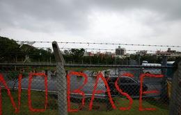 Nhật Bản - Mỹ khẳng định thỏa thuận tái bố trí căn cứ Futenma