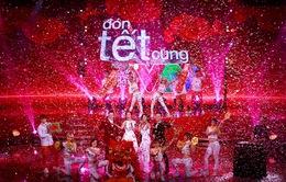 """Đón Tết cùng VTV: """"Bữa tiệc"""" mừng năm mới hoành tráng, rộn ràng"""