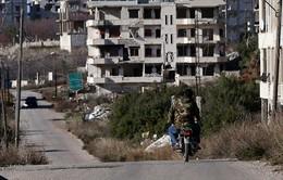 Quân đội Syria giành ưu thế trên chiến trường
