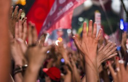 Biểu tình rầm rộ phản đối chính phủ tạm quyền tại Brazil