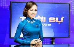 BTV Hoài Anh lên tiếng về tình huống bật cười trên sóng