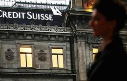 Credit Suisse đối mặt khoản phạt tới 7 tỷ USD