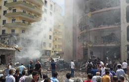Đánh bom xe kinh hoàng tiếp tục xảy ra tại Thổ Nhĩ Kỳ