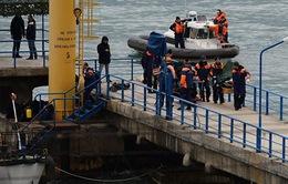 Nga mở rộng tìm kiếm nạn nhân vụ rơi máy bay tại Sochi