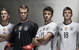 VIDEO EURO 2016: Đường tới bán kết của ĐT Đức