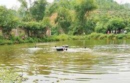 Hà Tĩnh: Dạy con tập bơi, 2 bố con chết đuối thương tâm