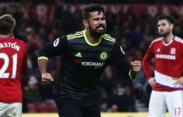 HLV Conte chốt tương lai của Diego Costa