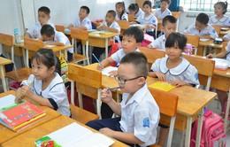 Năm 2018, tiếng Anh là môn học bắt buộc từ lớp 3