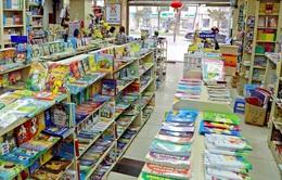 Thị trường sách giáo khoa, đồ dùng học tập sẵn sàng trước năm học mới