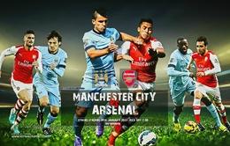 Lịch thi đấu vòng 37 Ngoại hạng Anh: Arsenal phân ngôi thành Manchester