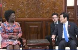 Ngân hàng thế giới hỗ trợ Việt Nam phòng chống biến đổi khí hậu