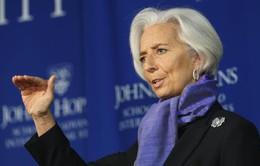 Bà Lagarde tái cử Tổng Giám đốc điều hành IMF