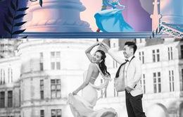 Ảnh cưới như cổ tích của cô nàng thời tiết Mai Ngọc