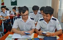 Học sinh lớp 12 tại TP.HCM thi học kỳ I trắc nghiệm 8 môn