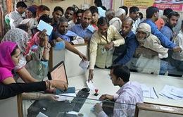 Nông dân Ấn Độ bị ảnh hưởng nặng nề bởi lệnh đổi tiền