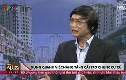 Nâng tầng chung cư cũ ở Hà Nội: Mới chỉ cởi được nút thắt với chủ đầu tư