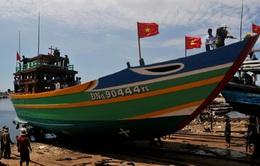 Đà Nẵng hỗ trợ thiết bị cho tàu đánh bắt xa bờ