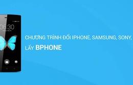 Đổi iPhone lấy Bphone - Chiêu mới của Bkav trước Tết Âm lịch