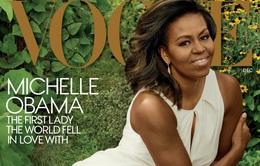 Bà Michelle Obama duyên dáng và nổi bật trên tạp chí Vogue