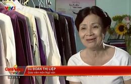 Café sáng với VTV3: Gặp lại cô giáo sở hữu bộ sưu tập áo dài từ các tác phẩm văn học