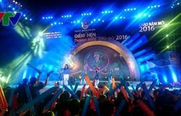 Hàng ngàn bạn trẻ Hà Nội hào hứng tham gia Điểm hẹn thanh niên 2016