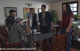 """Khúc hát mặt trời - Tập 14: Quang Tuấn bị nhóm côn đồ uy hiếp vì món nợ """"khổng lồ"""""""