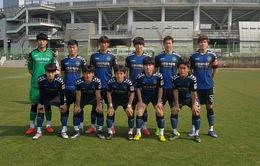 Xuân Trường kiến tạo thành bàn ở lần đầu khoác áo Incheon United