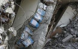 Đài Loan, Trung Quốc phát lệnh bắt nhà thầu xây chung cư bị sập