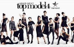 Đại diện Việt Nam nổi bật trong top 14 Asia's Next Top Model 2016
