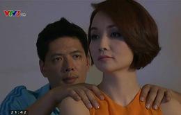 Khán giả nhanh chóng nhận ra cảnh quay Mai Thu Huyền đỏ mặt với Bình Minh