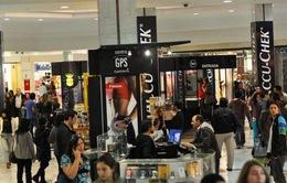 Hàng hóa siêu rẻ, Chile hút hàng triệu khách đến mua sắm