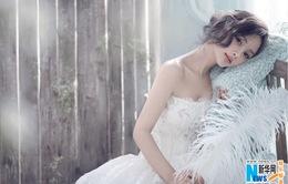 Lý Tiểu Lộ hóa cô dâu yêu kiều