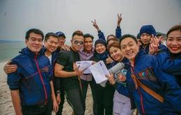 VTV3 mừng sinh nhật rộn ràng tại Tuần Châu - Hạ Long