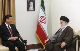 Iran - Trung Quốc nâng tầm quan hệ song phương