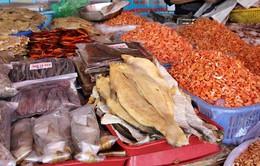 Các loại cá khô nước ngọt ở ĐBSCL đắt hàng
