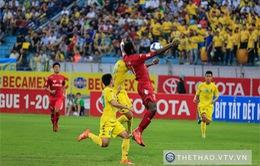 Tâm điểm vòng 8 Giải vô địch quốc gia: Hải Phòng - B.Bình Dương