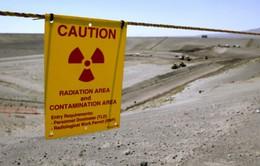 Hít phải hơi phóng xạ, 20 công nhân tại Mỹ nhập viện