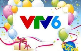 """12h hôm nay, """"Bữa trưa vui vẻ"""" đặc biệt mừng sinh nhật 9 năm VTV6"""