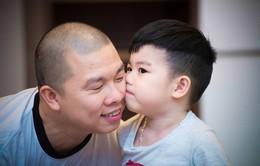 """DV Hải Anh """"đầu gấu"""": Ông bố U50 lóng ngóng vì mới có kinh nghiệm... 5 năm"""
