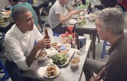 Chủ quán bún chả giữ nguyên giá cho bữa ăn của Tổng thống Obama