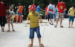 Thế giới trò chơi Đông Nam Á đầy màu sắc hấp dẫn các em nhỏ Thủ đô