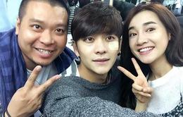 Phim Tuổi thanh xuân 2: Sau tất cả, Nhã Phương và Kang Tae Oh đã gặp được nhau