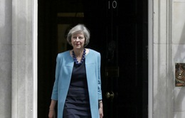 Hôm nay (13/7) - Ngày chuyển giao quyền lực tại Anh