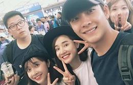 """Quá nhớ Trường Giang, Nhã Phương """"bỏ"""" Kang Tae Oh để về TP.HCM"""